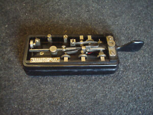 BK100 Hi-Mound BK-100 Semi-auto Morse Key