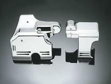Honda GL1500C Valkyrie 1997-2003Transmission Cover Set Chrome for by Kuryakyn