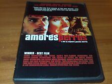 Amores Perros (Dvd, Widescreen 2001)