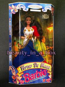 Flores De Mayo Reyna Banderada Barbie Doll SantaCruzan Fest Philippines Filipina