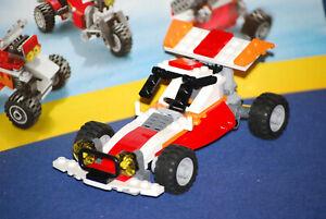 Lego® 5763 City Creator 3in1 Buggy mit zwei Anleitungen in gutem Zustand