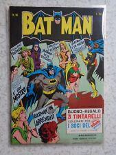 "BATMAN 68 VARIANT COVER ""TINTARELLI"" MONDADORI STATO OTTIMO"