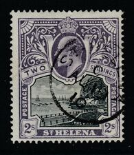 St. Helena Sc 55 (SG 60), used