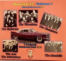 DOOWOP '60 - Volume #1 - 25 VA Tracks