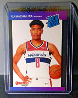 Rui Hachimura 2019-2020 Panini NBA Instant Rated Rookie Retro Card