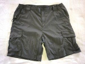 COLUMBIA Titanium Omni-Dry Cargo Shorts Men's XL
