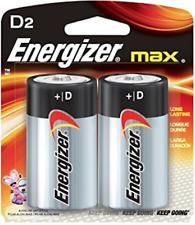 NEW 12 Pack Energizer E95BP-2 D Cell Alkaline Batteries 2 Batteries per Package