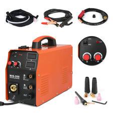 Tigmigmma Welding Machine 110v220v Inverter 3in1 Welder With Accessories