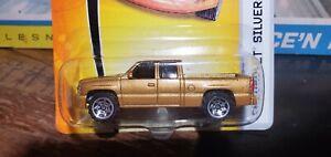 2006 Matchbox Silverado SS Gold VHTF #10