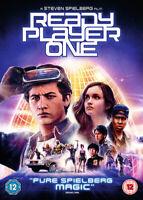 Ready Player One DVD (2018) Tye Sheridan, Spielberg (DIR) cert 12 ***NEW***