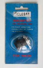 Telesar Magnifier For Nikon for Enlarging View Eye-Power Corrections (NEW)