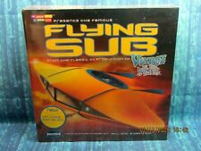 LARGE  MOEBIUS 1/32 FLYING SUB - VOYAGE TO THE BOTTOM OF THE SEA FACTORY SEALED