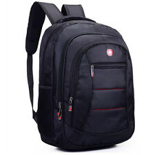 Swiss gear FASHION Laptop Backpack Computer Notebook School bag Travel Bag