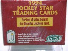 Jockey Star 1992 Guild Trading cards set 300 cards factory sealed set