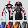 2019 Mens Winter Ski Suit Jacket Waterproof Coat Pant Snowboard Snowsuits Sports