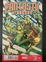 FANTASTIC FOUR #14 (2014 MARVEL NOW! Comics) - VF/NM Comic Book