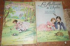 LES MALHEURS DE SOPHIE / CONTES CHOISIS - COMTESSE DE SEGUR - ILL. MATEJA