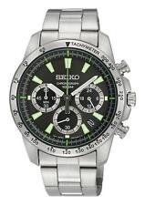 Seiko Armbanduhren mit Datumsanzeige und mattem Finish