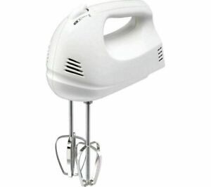 Electric Hand Mixer Blender Egg Beater Food Processor Whisk Kitchen 125W 5 Speed