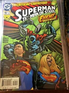 Superman #102  2000 Dc Comic Book