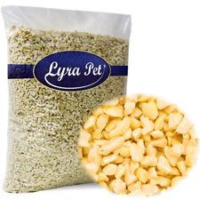 10 kg Erdnusskerne weiss blanchiert gehackt Erdnüsse Lyra Pet Nüsse Vogelfutter