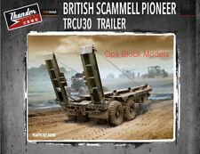 THUNDER MODELS 1/35 BRITISH SCAMMELL PIONEER TRCU30 TRAILER