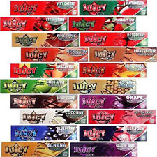 Juicy Jay's Rolling Papers 1 1/4th Variety 10 Packs