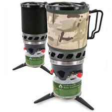 Highlander Blade Fastboil MK2 Military Gas Camping Stove Cooker & 1.1L Mug NEW
