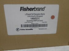 Partial Box Of 62 Fisherbrand 14 665 231 Sterile L Shaped Cell Spreaders