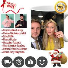 Personalised Mug Custom Tea Coffee Cup Your Text Image Logo Design Gift Present