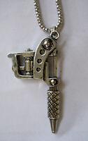 Halskette Necklace Tattoo Tätowiermaschine Tattoo-Maschine x
