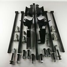 1973 - 1986 Chevrolet C10 Pickup Truck Rear Suspension Parallel Four 4 Link