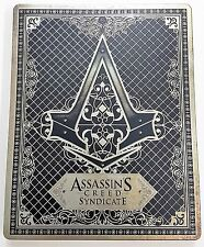 ssassin's Creed Syndicate Steelbook Case - New - NO GAME - Fast Dispatch