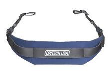 OPTECH 1503012 Pro SLR Camera Strap - Navy Blue