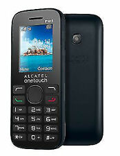 Alcatel One Touch 2052 - 128MB - Black Mobile Phone