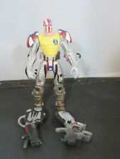 1996 Spawn 6 Super Patriot Action figure, loose & complete