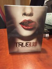 True Blood - The Complete First Season (DVD, 2009, 5-Disc Set) Resealed New Item