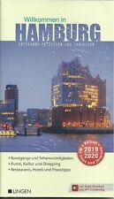 Briefv Reiseführer Stadtplan Hamburg Elbphilharmonie Michel +U-Bahn-Plan 2019/20