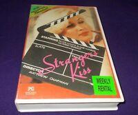 STRANGER'S KISS VHS PAL 7K SEVEN KEYS PETER COYOTE BLAINE NOVAK VICTORIA TENNANT