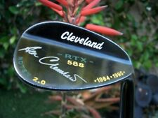 Cleveland RTX 588 Rotex 2.0 56° Sand Wedge Black SW Ben Crenshaw Autographed