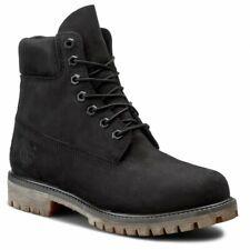 Timberland Premium Boot Black Scarponcino Uomo Nero (Taglia 40)
