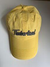 Timberland Adult Unisex Baseball Cap A16MY 774