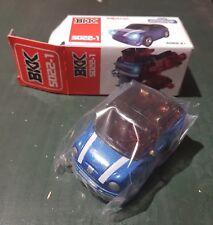 **RARE** Mini cooper transformer, Mini cooper robot toy (Blue color)