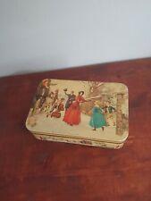 Vintage Huntley & Palmer Biscuit Tin
