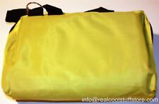 YELLOW Pin Trader / Collector Bag - FREE Priority Shipping