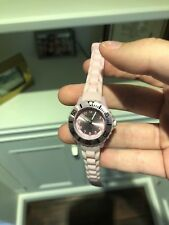 Baby pink Cannibal wristwatch