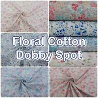 PA20 Summer Blooms 100/% Polyester Luxury Crepe Blouse Dressmaking Fabric