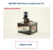 Motore PICCO XP per modelli 1:10 touring e pista da Qualifica-Usura 3 litri