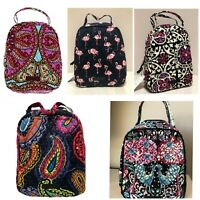NWT Vera Bradley insulated LUNCH BAG  LUNCH BUNCH BAG SACK RARE RETIRED PRINTS