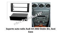 Marco Montaje Radio 1DIN Audi A-4 B6/B7/8L/8H -2007-2008 / Seat Exeo 2008-2013